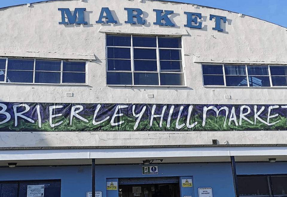 Brierley Hill Market