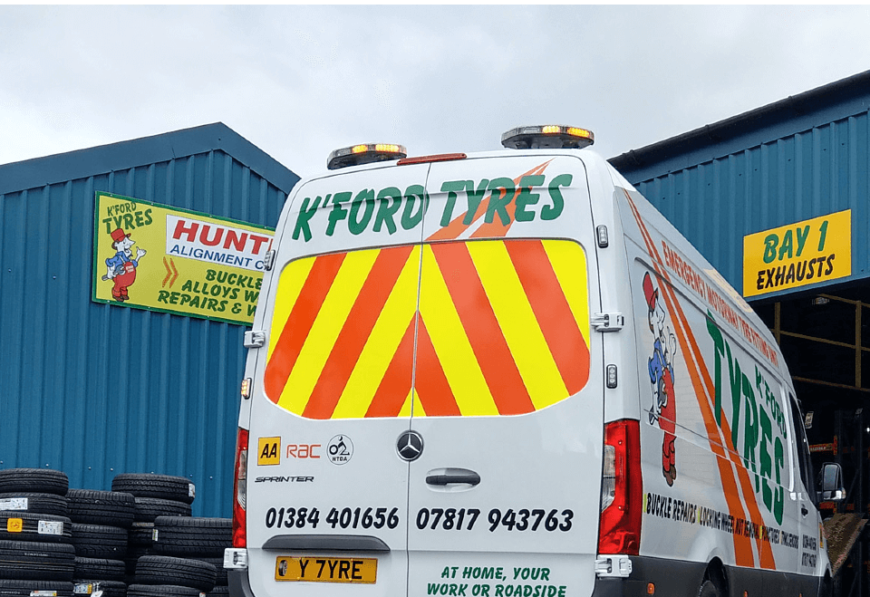 KFORD TYRES