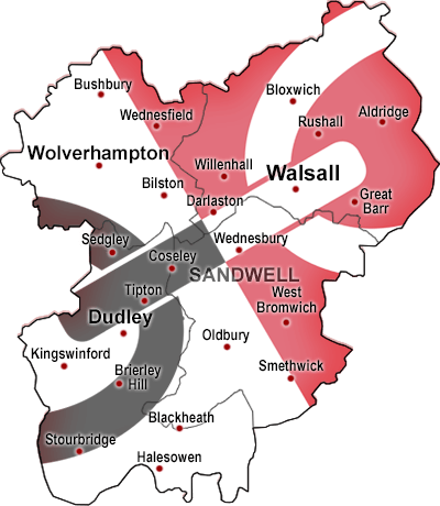 black-country-map